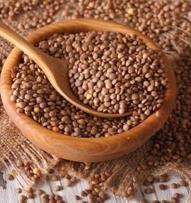 Đậu lăng nâu nguyên hạt Ấn Độ